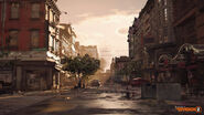 Commercial street - The Division 2