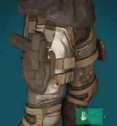 Deadeye holster