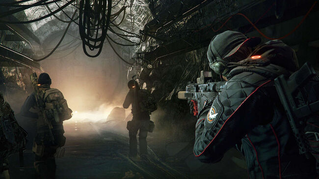 Subsuelo The Division