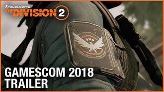 Tom Clancy's The Division 2 Gamescom 2018 Official Gameplay Trailer Ubisoft NA