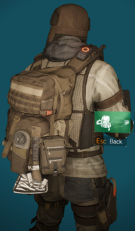 SC2 bag