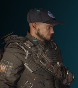 Paramedic Cap