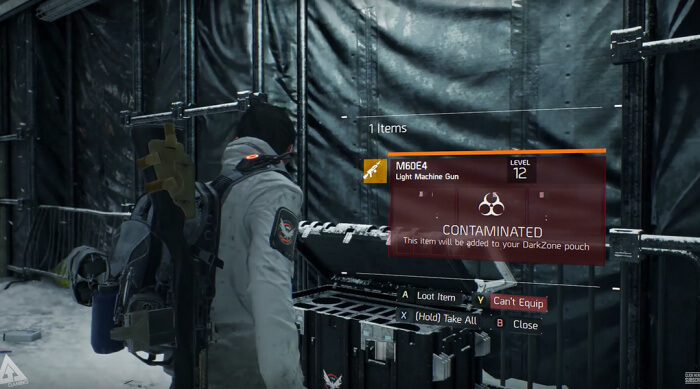 Image result for the division chest