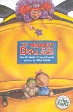 The Meanest Doll in the World cover