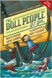 Doll people set sail