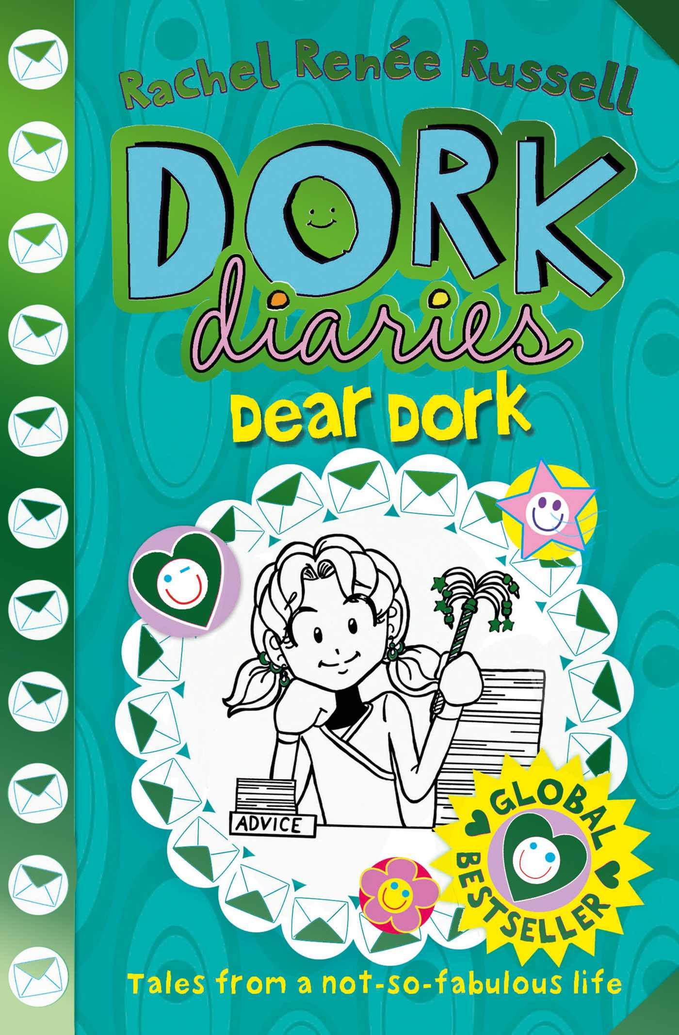Dork Diaries: Diary Starter Kit | Book by Rachel Renee ...  |Dork Diaries