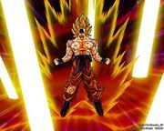 SSJ Goku Namek