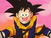 399px-Son Goten as a child