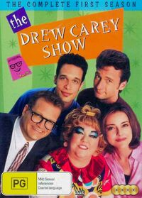 The-Drew-Carey-Show Season 1 DVD cover