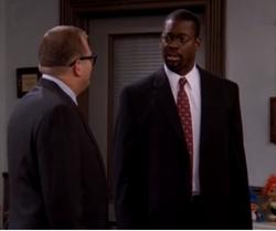 Drew meets Mr. Nichols