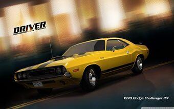 Dodge Challenger R T Driver Wiki Fandom
