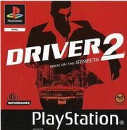 Driver 2 Coverart