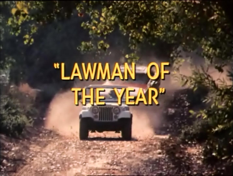Lawman Of The Year The Dukes Of Hazzard Wiki Fandom