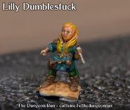 Dungeon Run Minis Lilly Dumblestuck