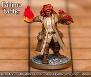 Jason Brown Minis Fahima Tadhg