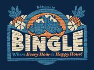 Bingle sign