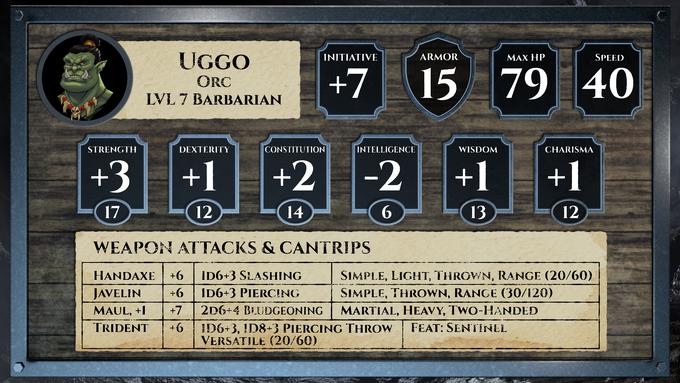 Uggo Card LVL7 v02