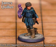 Jason Brown Minis James Quillus
