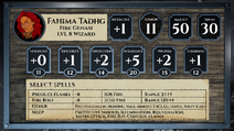 Fahima Card LVL8