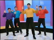 The Wiggles' Statue Skit
