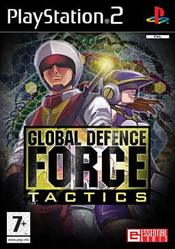 Global Defense Force Tactics