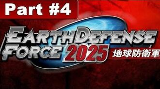 Earth Defense 2025 Walkthrough Mission 4 Setting Sun