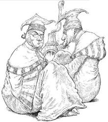 Lemtrius Korn and Hengruel Paxis