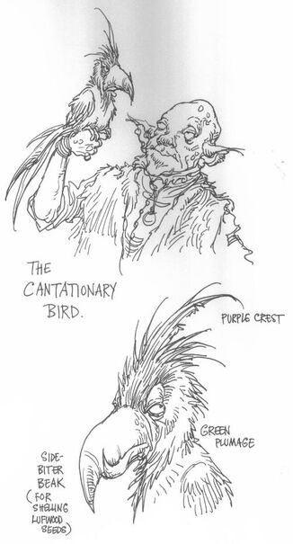 Cantationarybirds