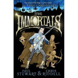 Immortals-hardcover