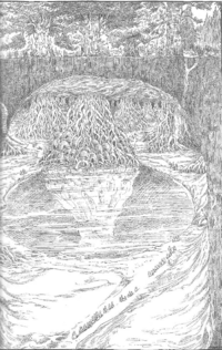 The Termagant Trogs' caverns