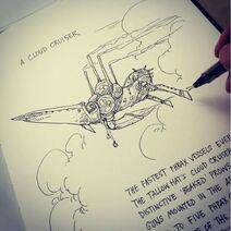 A Cloud Cruiser