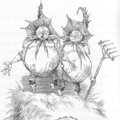 Low-belly goblins