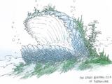 Great Blueshell Clam of Farrow Lake