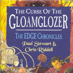 The Curse of the Gloamglozer UK Hardcover