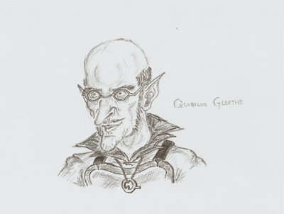 Quibilus Gleethe