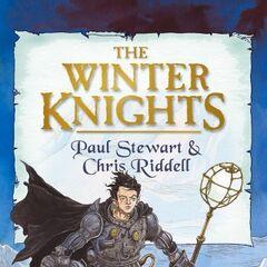 <i>The Winter Knights</i> UK Hardcover