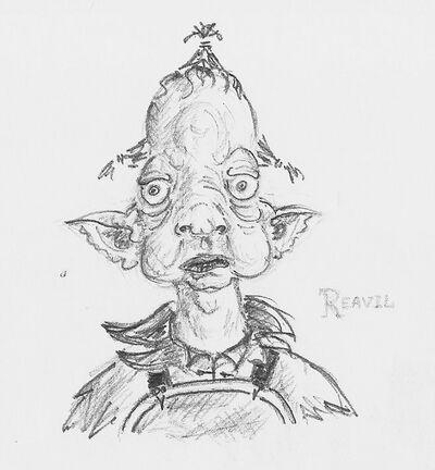 Reavil