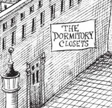 Dormitoryclosets