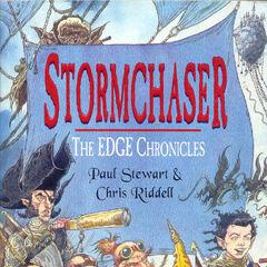 <i>Stormchaser</i> UK Hardcover