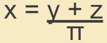 Ferumix's Formula