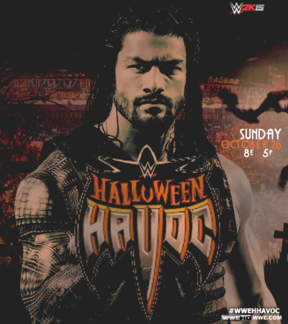 Wwe Survivor Series 2013 Poster Halloween Havoc (2014)...