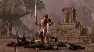 Online Black Marh Warrior