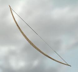 Dloouhý luk - Skyrim