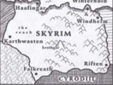 Kapesní průvodce po Císařství, první vydání: Skyrim