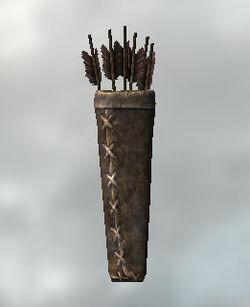 Šíp se železným hrotem - Skyrim