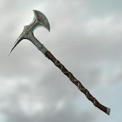 Železná bitevní sekera - Skyrim
