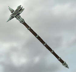 Železné válečné kladivo - Skyrim