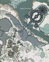 Mapa Winterhold