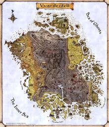 Vvardenfell Official Map