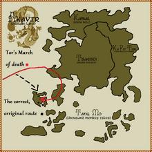 Akavir map